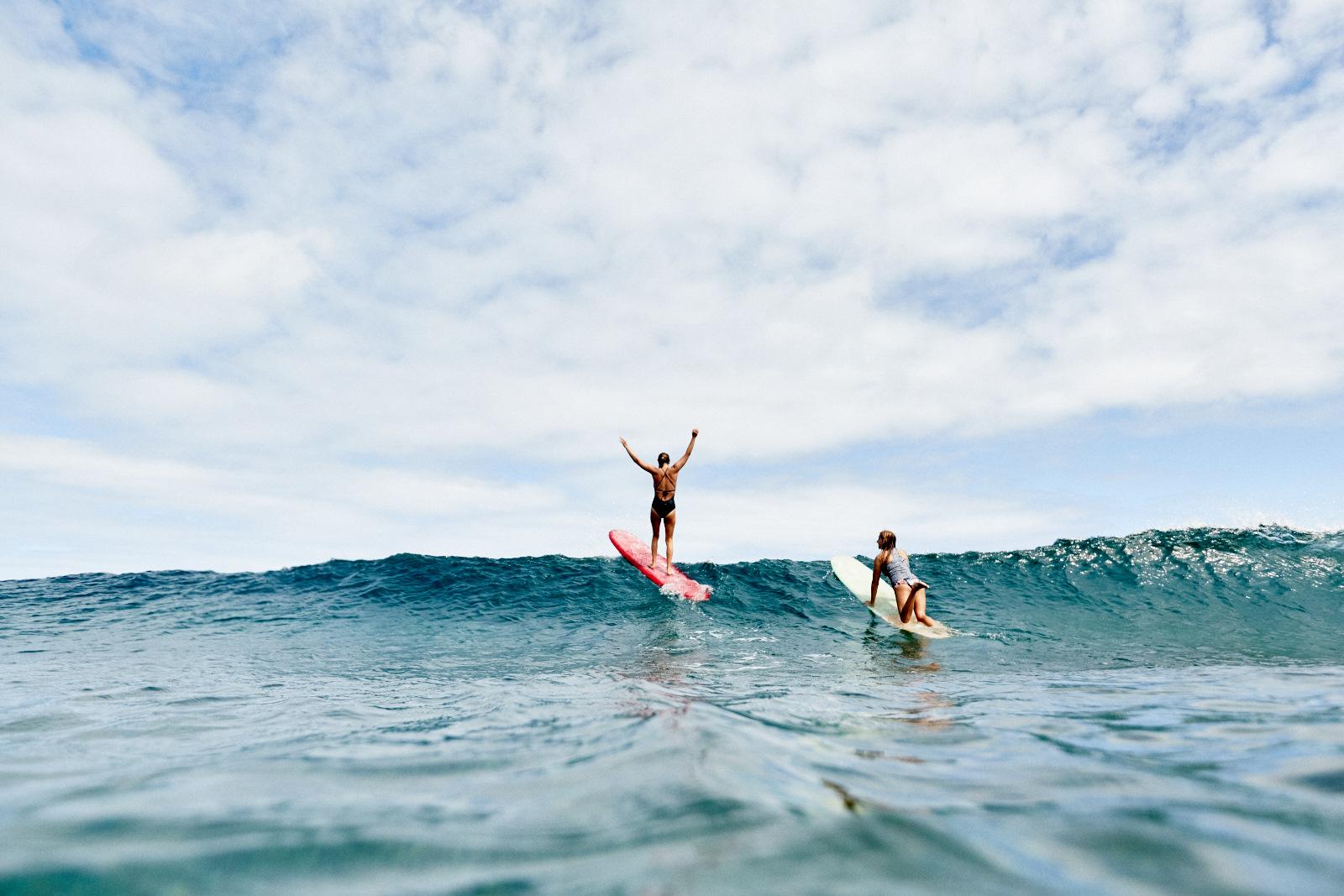 Chasing The Sun Hawaii Part 3 Surfs Up Drifter